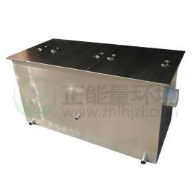 餐饮厨房无动力油水分离器--正能量环境