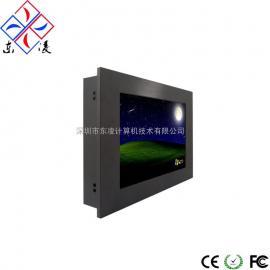 12寸12.1寸LINUX系统工业电脑支持RFID/GPS