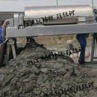 永嘉河道疏浚清淤污泥脱水机