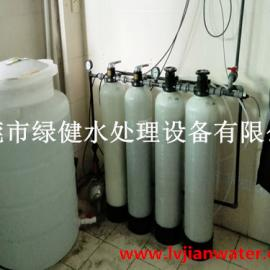 纯水精制混床离子交换设备 工业纯水处理设备