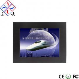 12寸12.1寸无风扇防震X86架构工业一体机