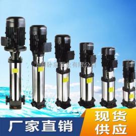 CDLF型不锈钢立式多级管道泵