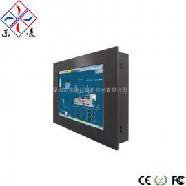 12寸12.1寸工业级坚固型防爆防震嵌入式计算机