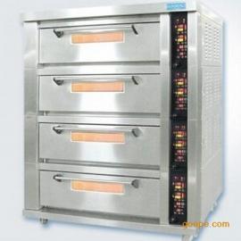 新麦电烤箱SK-624 四层八盘电烤炉