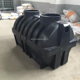1T隔油池 pe滚塑产品加工 水箱滚塑容器