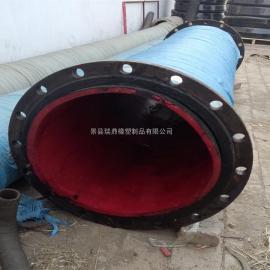 景县瑞鼎橡塑制品有限公司直销大口径高压喷砂胶管