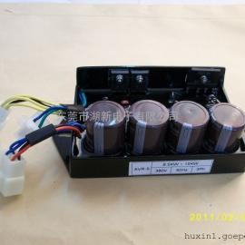 泽藤本田8.5-18KW发电机AVR电压调节器调压器电路板