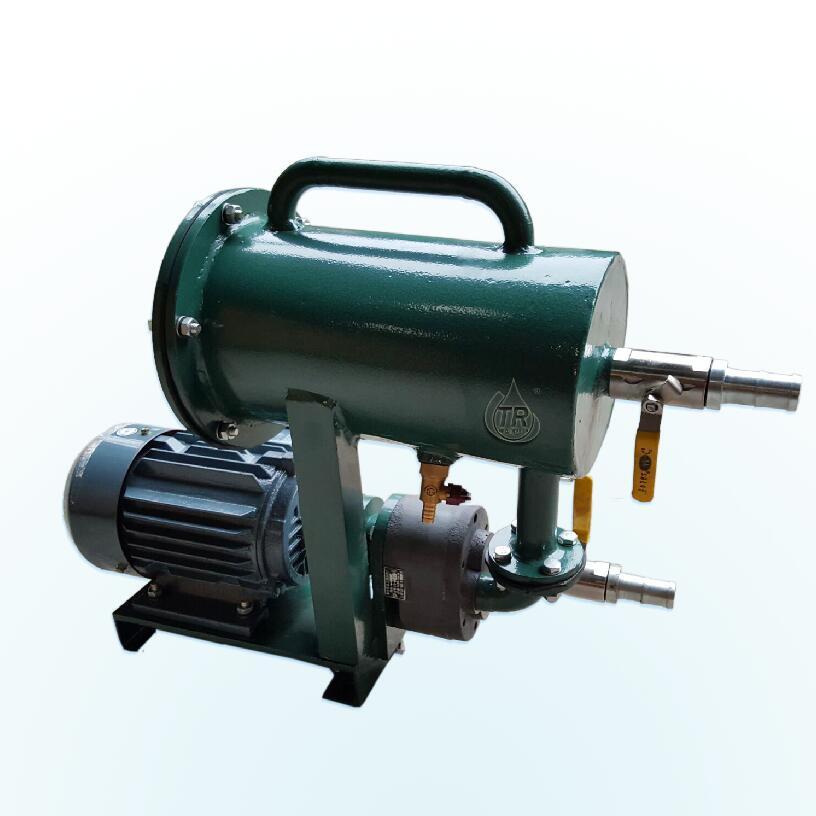 通瑞YLA-30变压器油过滤机,便携式手提加油抽油补油设备