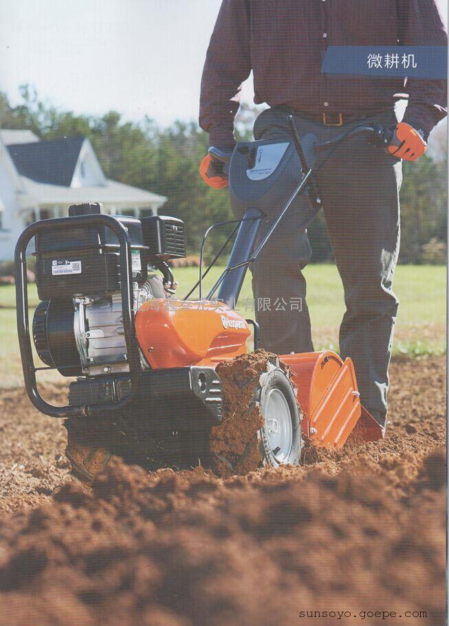 富世华TF230 小型汽油微耕机 小巧灵活 方便操作