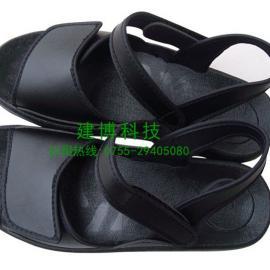 防静电鞋/防静电凉鞋 劳保鞋防护鞋 PU洁净鞋无尘鞋