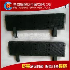 水处理除垢用钛标准电池 钌铱涂层钛标准电池 非金属涂层钛标准电池