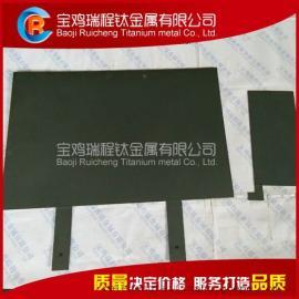 厂家直销污水处理用钛阳极 钛阳极订制