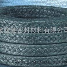 碳化纤维盘根|骏驰出品浸四氟碳化纤维盘根
