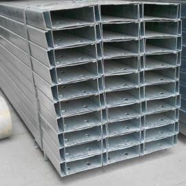 供兰州c型钢和甘肃H型钢厂家