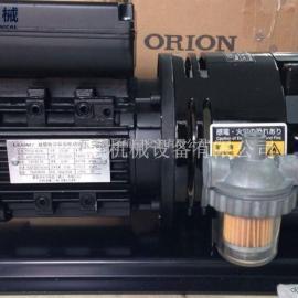 ORION 日本进口高真空KHF20-P-V-03无油真空泵