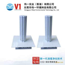 THP光氢离子中央空调空气净化消毒装置