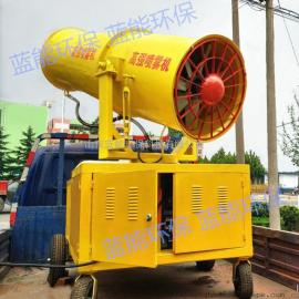 PWJY降尘喷雾机选型规格 水雾除尘 工地降尘 全自动喷雾