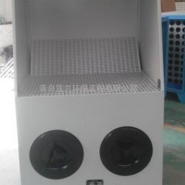 EL-2000打磨抛光脉冲式除尘工作台
