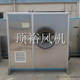 低噪音玻璃钢风机 隔音箱风机