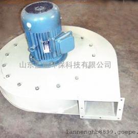 山东蓝能玻璃钢防爆防腐风机 运转平稳 噪音小