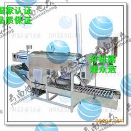 云南卷粉机 大理凉皮机 贵州卷粉机 景洪米干机 米干机产量 厂家