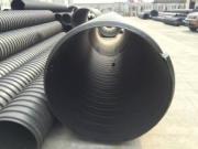 汉台区PE钢带增强管、钢带管加工厂家