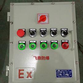 防爆控制箱 防爆操作箱 BXM(D)防爆配�箱 防爆接�