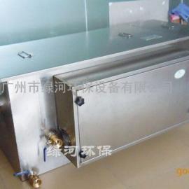 切削液油水分离器 不锈钢隔油池 LH-5Z/YS 性能可靠 隔油效率高