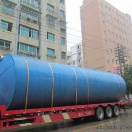 深圳成品化粪池---化粪池直销---玻璃钢化粪池厂家