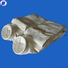 PTFE耐高温除尘布袋 PTFE针刺毡除尘布袋