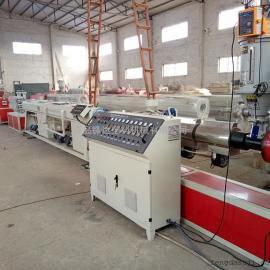 山东青岛锋达机械PPR塑料管材设备,PPR塑料管材挤出机