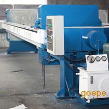 杭州传福厂家直销各种型号压滤机 隔膜板框压滤机 厢式压滤机
