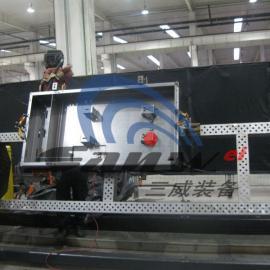 变位机焊接工作站,变位翻转旋转柔性焊接工装夹具