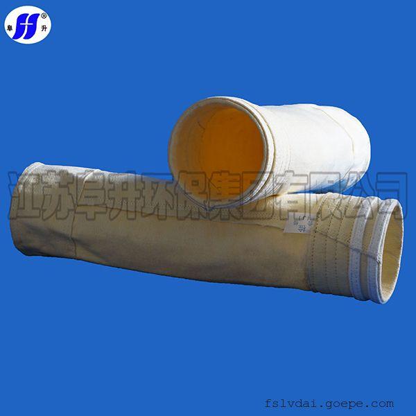 批量生产 耐高温玻纤除尘布袋