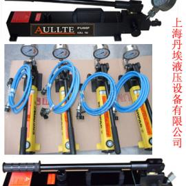 上海_超高压手动泵_恩派克液压泵_超高压快速接头