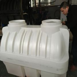榆州1立方小型家用化粪池1吨PE化粪池滚塑化粪池沉淀池