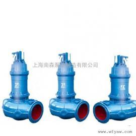 凯泉WQ2290-6156-300潜水排污泵
