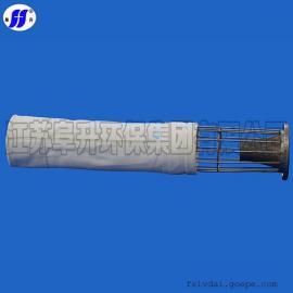 炼钢厂除尘布袋 涤纶覆膜针刺呢