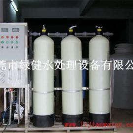 两级反渗透设备 0.5吨双级反渗透纯水设备