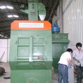 小型履带式抛丸机厂家,Q324(PL50)抛丸清理机