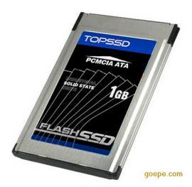 天硕(TOPSSD)T4068工业PCMCIA卡_1GB