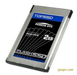 天硕(TOPSSD)T4068工业PCMCIA卡_2GB