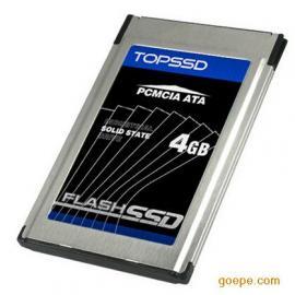 天硕(TOPSSD)T4068工业PCMCIA卡_4GB