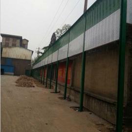 小区声屏障 厂区声屏障 冷却塔隔音墙 中央空调机组隔声屏障