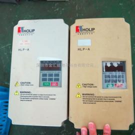 海利普变频器上电报E.OC.n 深圳变频器维修