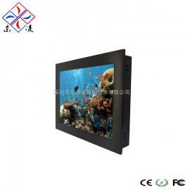 15寸WIN7/CE/XP系统X86架构工业一体机