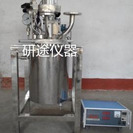 天津YT- GSH型系列实验室反应釜 加氢反应釜