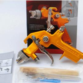 原装英国特威喷枪传统式底漆下壶喷枪汽车戴维斯喷漆枪