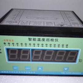 TDS-X082R1智能温度巡检仪 WP-D智能温度巡检仪