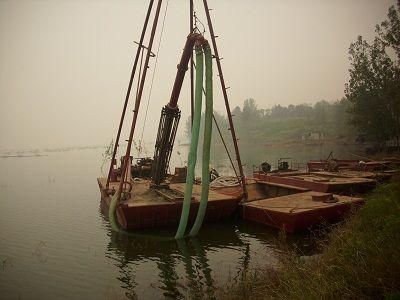 吸铁专家磁棒吸铁船,磁棒船